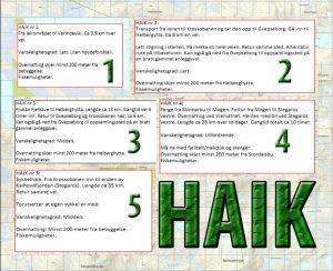 Haik12345tekster